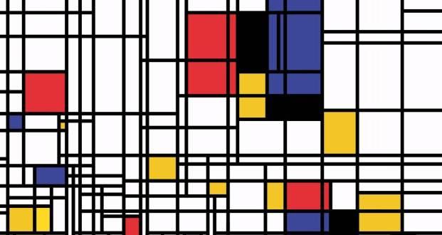 Piet Mondrian, l'artista dell'equilibrio universale