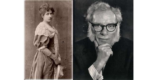 Accadde oggi - 2 gennaio. Ricorrono gli anniversari di nascita di Isaac Asimov e di Constance Lloyd