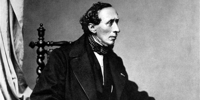 Accadde oggi – 4 agosto. Ricorre l'anniversario della scomparsa di Hans Christian Andersen