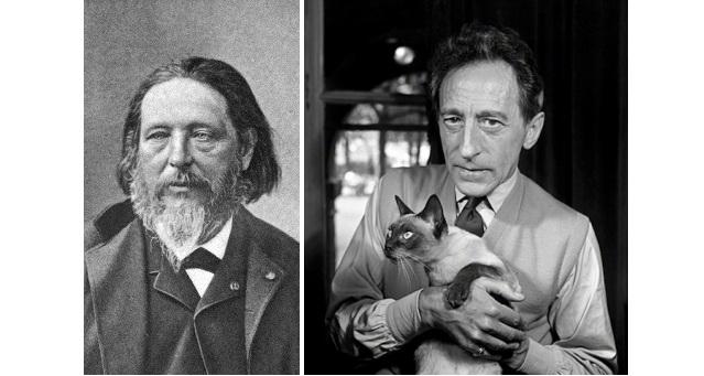 Accadde oggi - 5 luglio. Ricorre l'anniversario di nascita dell' artista Jean Cocteau. Nel 1906 moriva Jules Breton