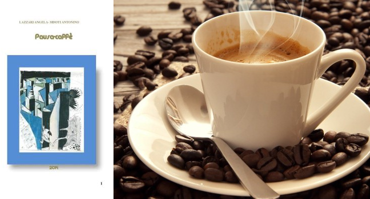 """""""Pausa caffè"""", un libro che ferma il tempo"""