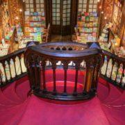 Libreria Lello, tra tradizione e magia