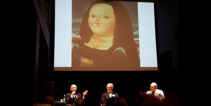 """Fernando Botero, """"l'arte deve procurare piacere"""""""