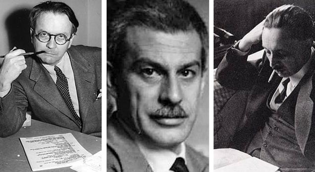 Accaddeoggi - 23 luglio. Ricorrono gli anniversari di Vittorini, Raymond Chandler e Tomasi di Lampedusa