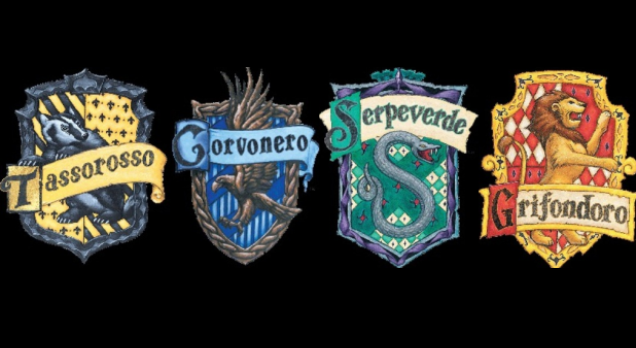 Harry potter dimmi quale casa di magia di hogwarts - Test de harry potter casas ...