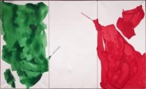 Novanta artisti per una bandiera, il tricolore italiano interpretato da 90 artisti contemporanei