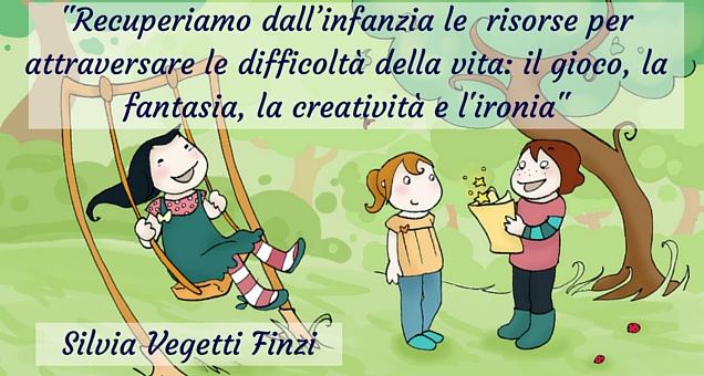 """""""Ricordiamoci di essere stati bambini"""", il mondo dell'infanzia secondo Silvia Vegetti Finzi"""