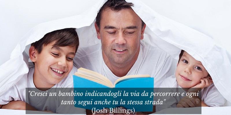 Come cambiano le tue abitudini di lettura quando hai un figlio
