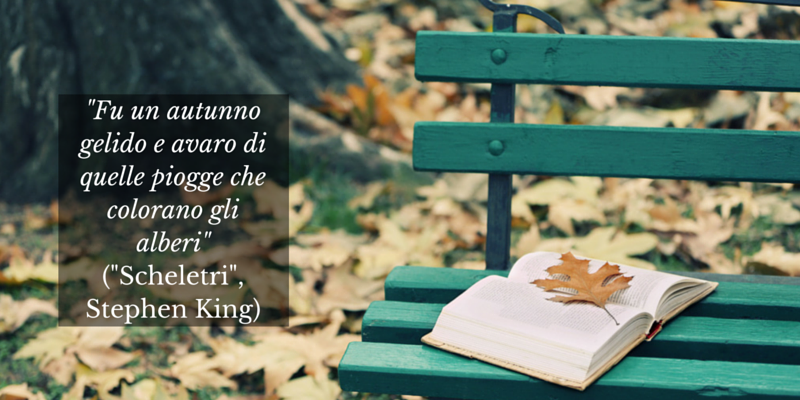 9 libri da leggere assolutamente durante l'autunno
