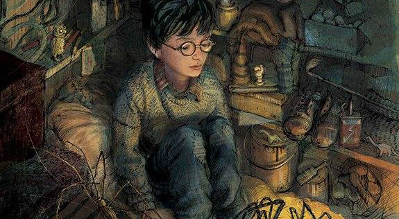 Harry Potter, una nuova edizione illustrata da Jim Kay