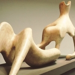 Henry Moore in mostra alle Terme di Diocleziano