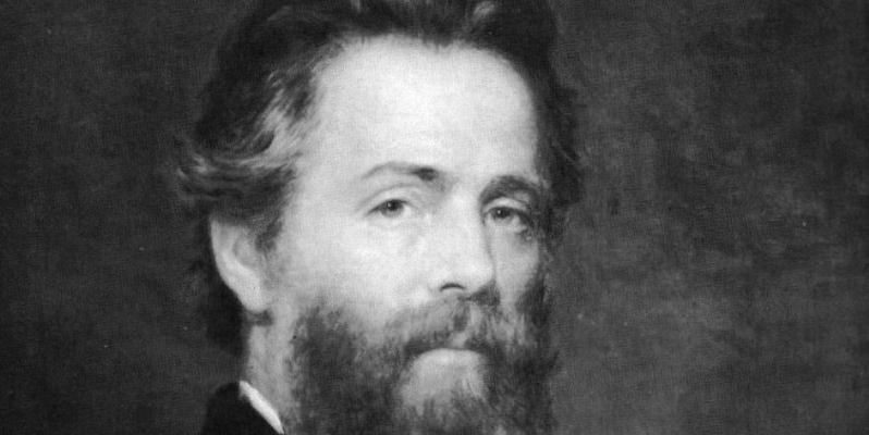 Accadde oggi - 28 settembre. Nel 1891 ci lasciava lo scrittore Herman Melville