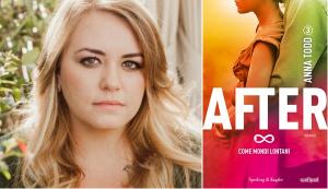 """Domani in libreria """"After - Come mondi lontani"""", il terzo capitolo della saga di Anna Todd"""