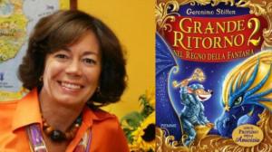 """Da oggi in libreria """"Grande ritorno nel regno della fantasia - 2"""", la nuova avventura di Geronimo Stilton"""