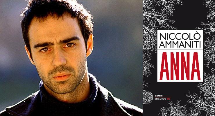 """Arriva in libreria """"Anna"""", l'ultimo libro di Niccolò Ammaniti"""