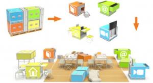 Ideas Box, un centro mobile per la diffusione della cultura