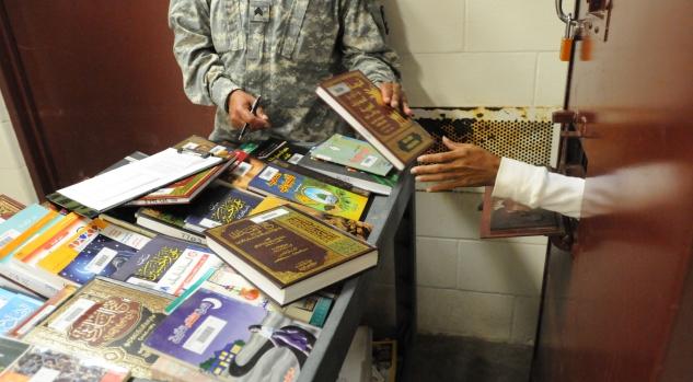 Guantanamo Library, la biblioteca della controversa prigione americana