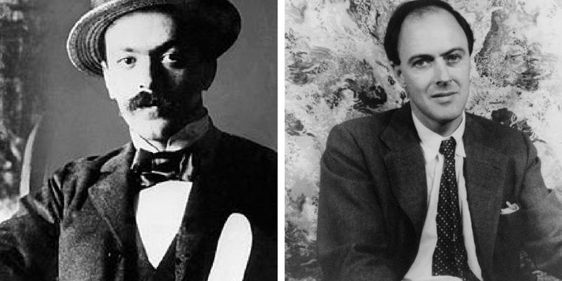 Ricorre oggi l'anniversario di nascita dello scrittore inglese Roal Dahl, autore de ''La fabbrica di cioccolato'', e quello di morte del grande scrittore italiano Italo Svevo