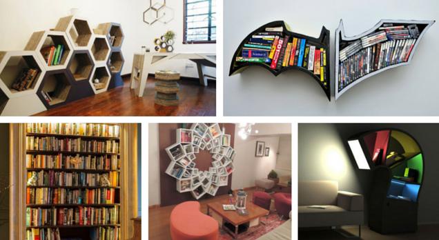 20 librerie creative per la tua casa - Parte 2