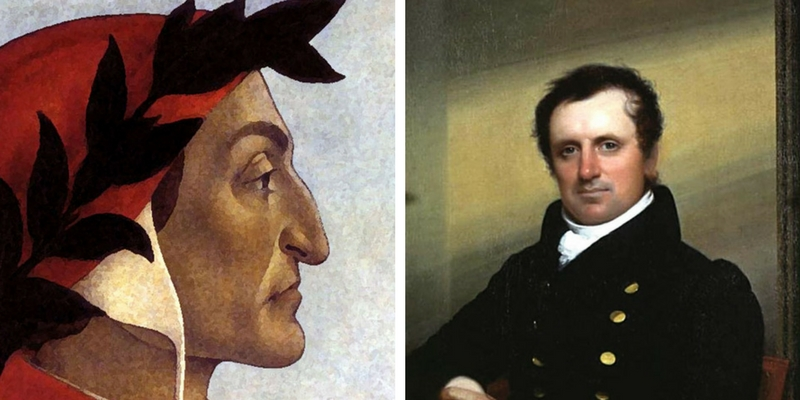 Accadde oggi - 14 settembre. Nel 1321 moriva Dante Alighieri, mentre nel 1851 ci lasciava James Fenimore Cooper