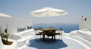 Atlantis Book, una libreria nell'oasi di Santorini