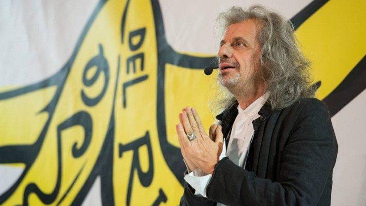 """Alessandro Bergonzoni, """"Io non sono scrittore, ma scritturato"""""""