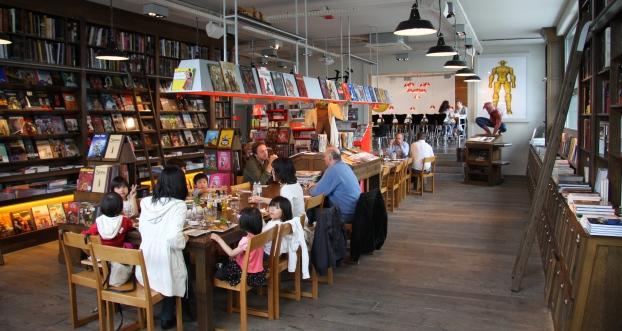 Cook&Book, la libreria cafè di Bruxelles