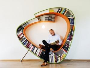 Una sedia letteraria