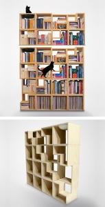 La libreria amica dei gatti