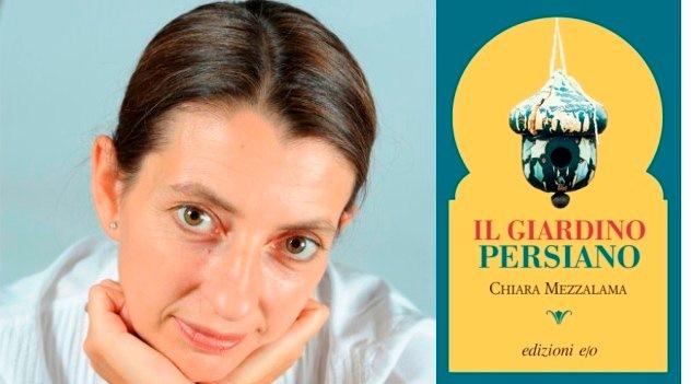 """Conversazione con Chiara Mezzalama sul suo ultimo romanzo, """"Il giardino persiano"""", ambientato nell'Iran degli anni Ottanta"""