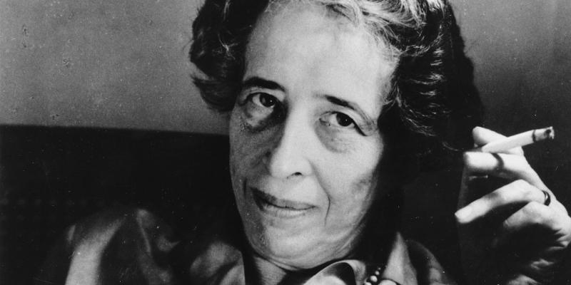 Accadde oggi - 14 ottobre. Ricorre l'anniversario della nascita di Hannah Arendt