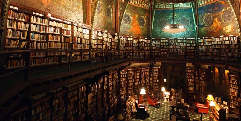 Biblioteca Bodleiana, la più importante d'Inghilterra