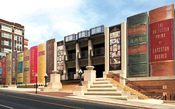 Kansas City Library, la biblioteca della comunità del Kansas