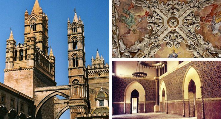 """""""Le vie dei tesori"""" scoprire Palermo, itinerari e visite guidate"""
