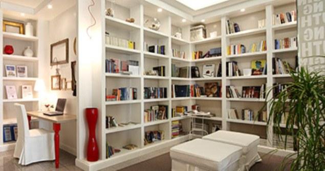 Hotel Darsena, il relax su misura per gli amanti dei libri