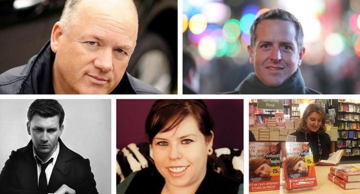 5 autori famosi che hanno iniziato con il self - publishing