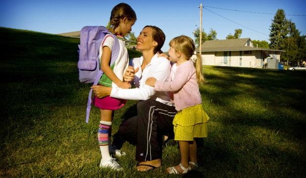 Primo giorno di scuola, 11consigli utili per mamme e bambini