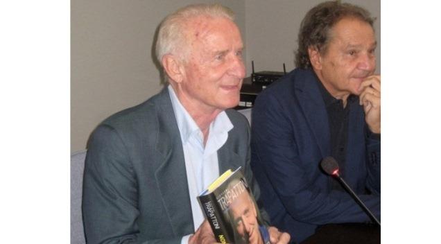 """Giovanni Trapattoni a Pordenonelegge, """"Grazie al calcio ho conosciuto il mondo"""""""
