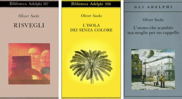 Oliver Sacks, i 10 libri più famosi
