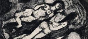 """""""La grafica del sogno"""" di Chagall arriva in mostra a Monza"""