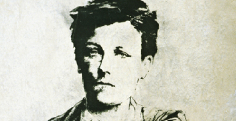 La lettera di Arthur Rimbaud all'amico Paul Demeny