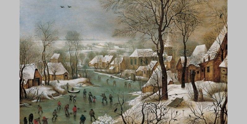Brueghel, mostra a Bologna d'arte fiamminga