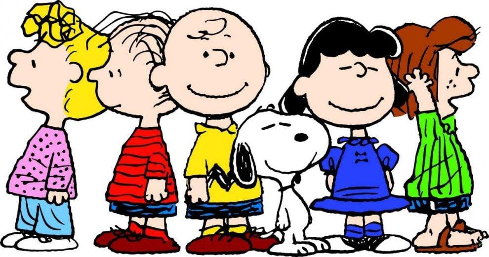 """""""Il fantastico mondo dei Peanuts"""""""