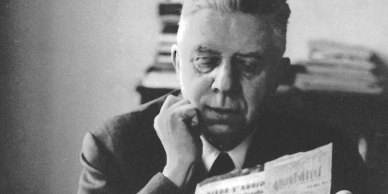 Eugenio Montale, le frasi e gli aforismi celebri del poeta italiano