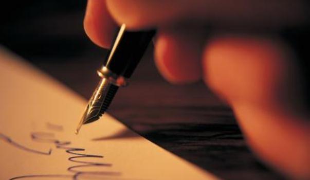 """""""Il club delle lettere segrete"""", la lettera che dà il via alla catena epistolare"""
