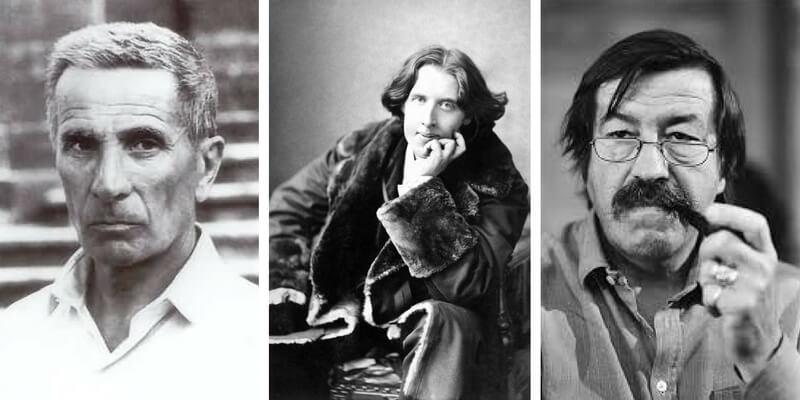 Accadde oggi - 16 ottobre. Nascevano oggi Dino Buzzati, Oscar Wilde e Günter Grass