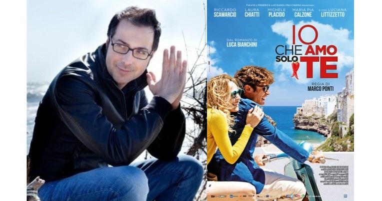 """Luca Bianchini, """"Un film e un libro sono due ottimi compagni di vita"""""""