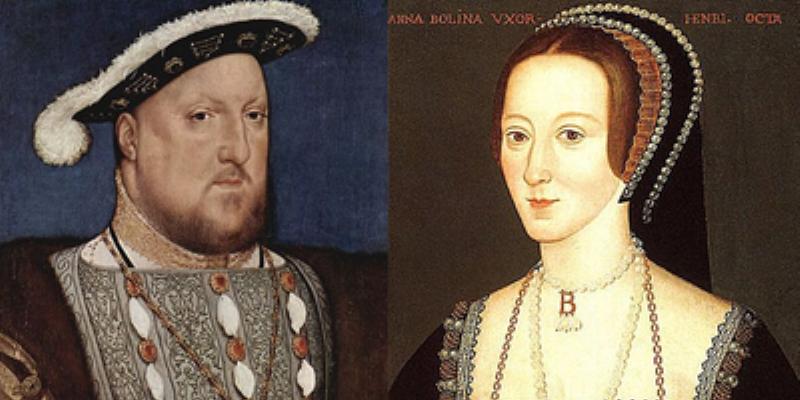 La lettera d'amore di Enrico VIII ad Anna Bolena