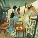 Mostra di James Tissot a Roma | Mostra di James Tissot a Roma. In esposizione 80 opere provenienti da musei internazionali per raccontare l'iter artistico del grande pittore francese.