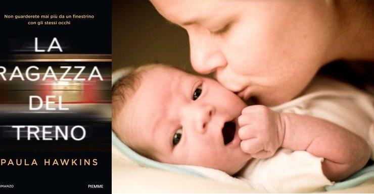 """""""La ragazza del treno"""", un thriller imperniato sulla maternità"""